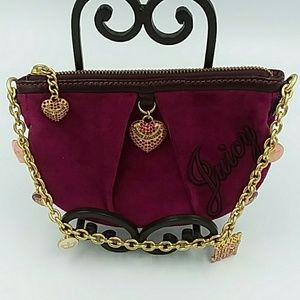 Juicy Couture Charmed Wristlet**DEEP DISCOUNT^^^